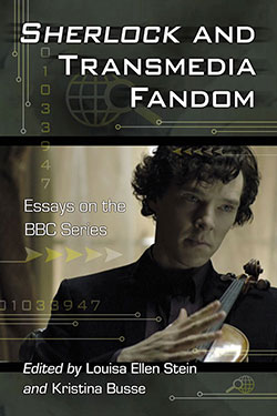 Sherlock and Transmedia Fandom Cover